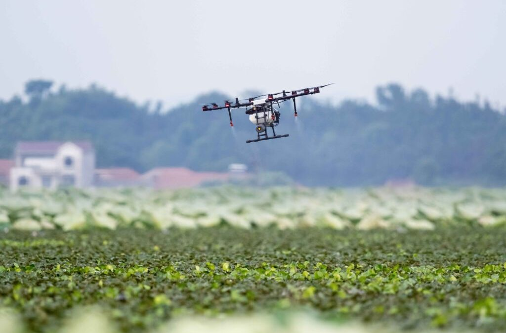 The role of self-driving vehicles in transforming agriculture